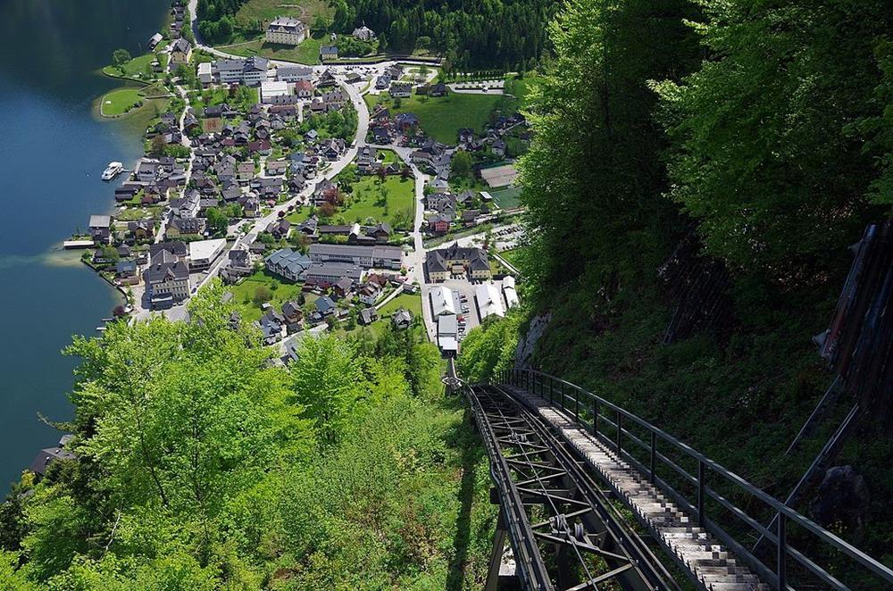 哈爾施塔特纜車線