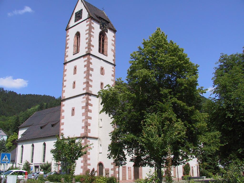 沃爾法St. Laurentius教堂