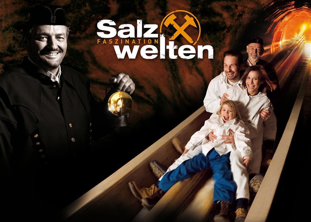 哈爾施塔特鹽礦