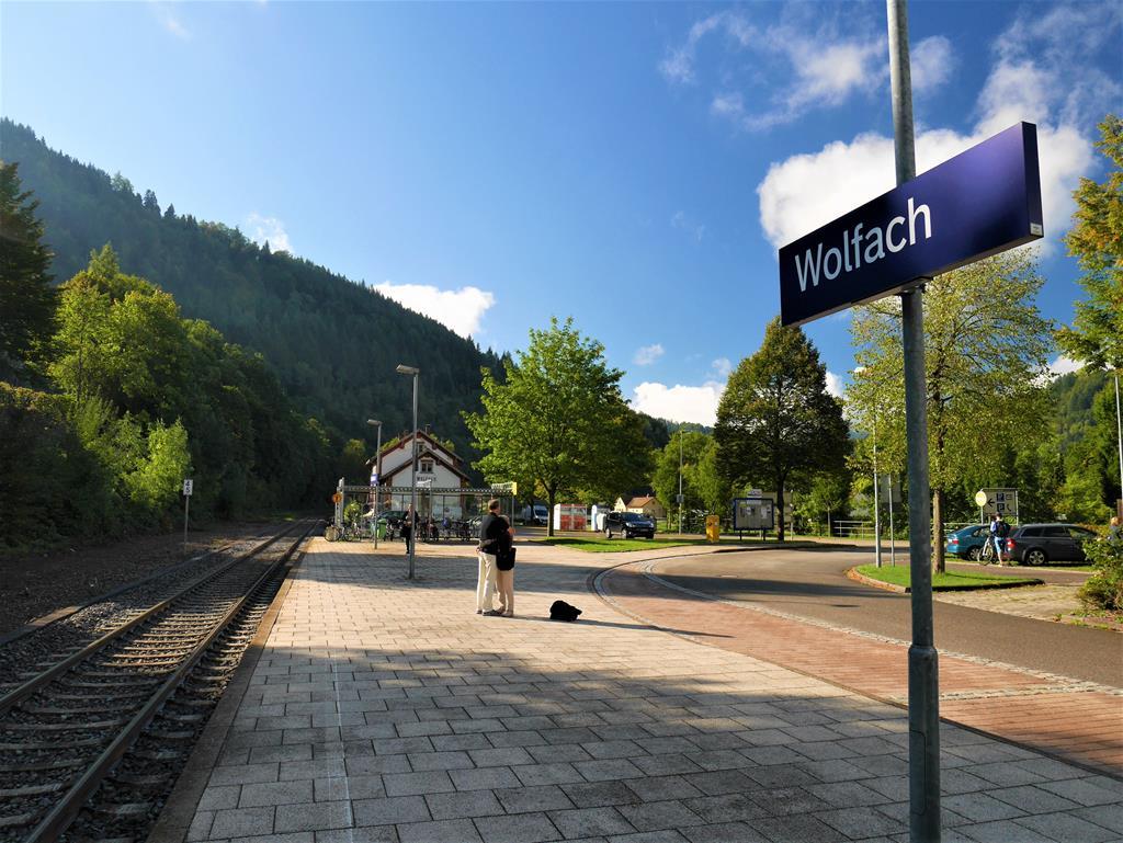 黑森林沃爾法車站