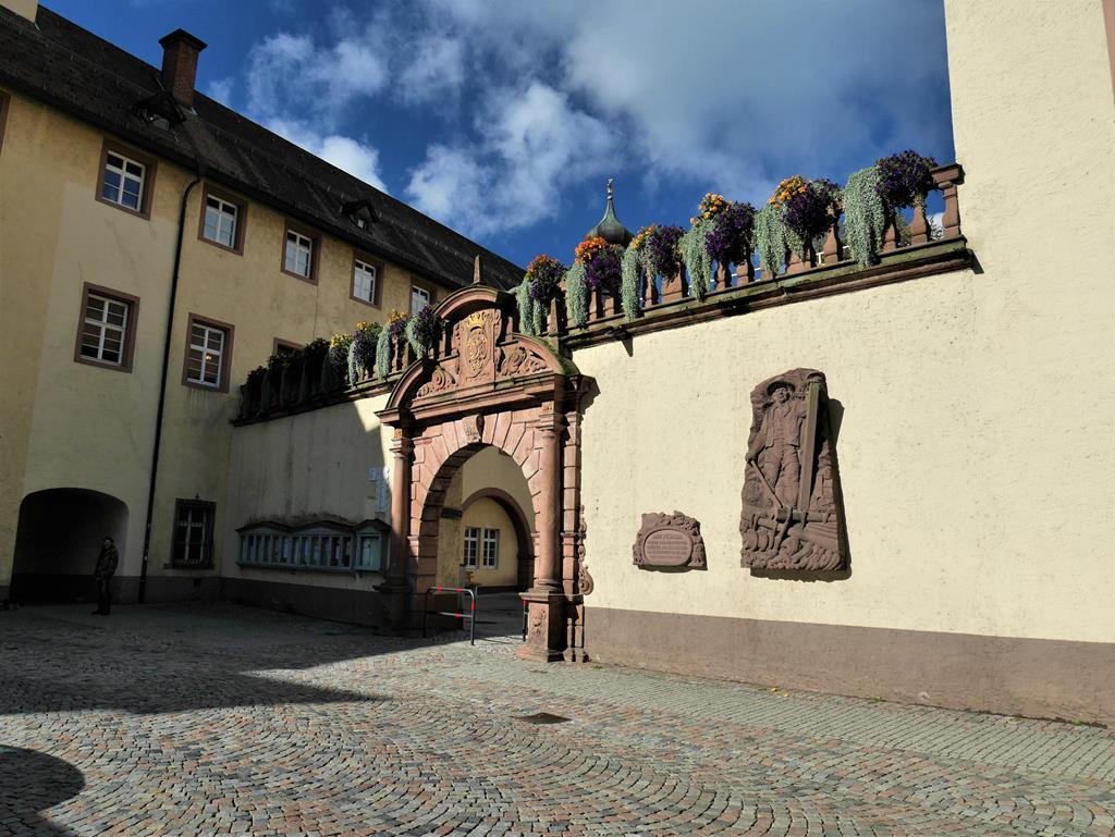 德國黑森林沃爾法城堡