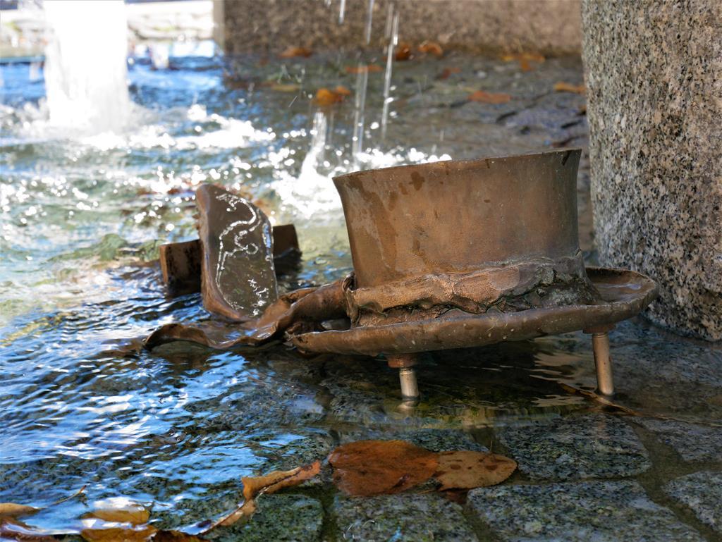 沃爾法噴泉池