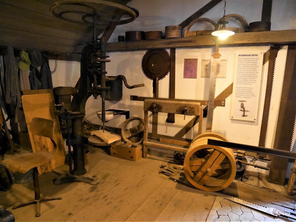 席爾塔木工博物館