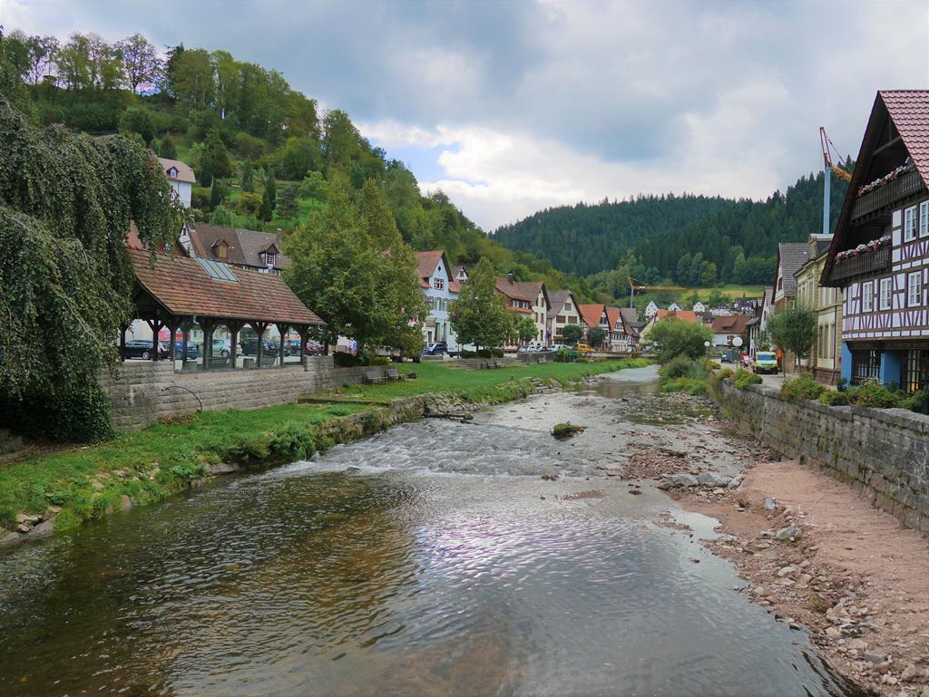 德國黑森林景點席爾塔