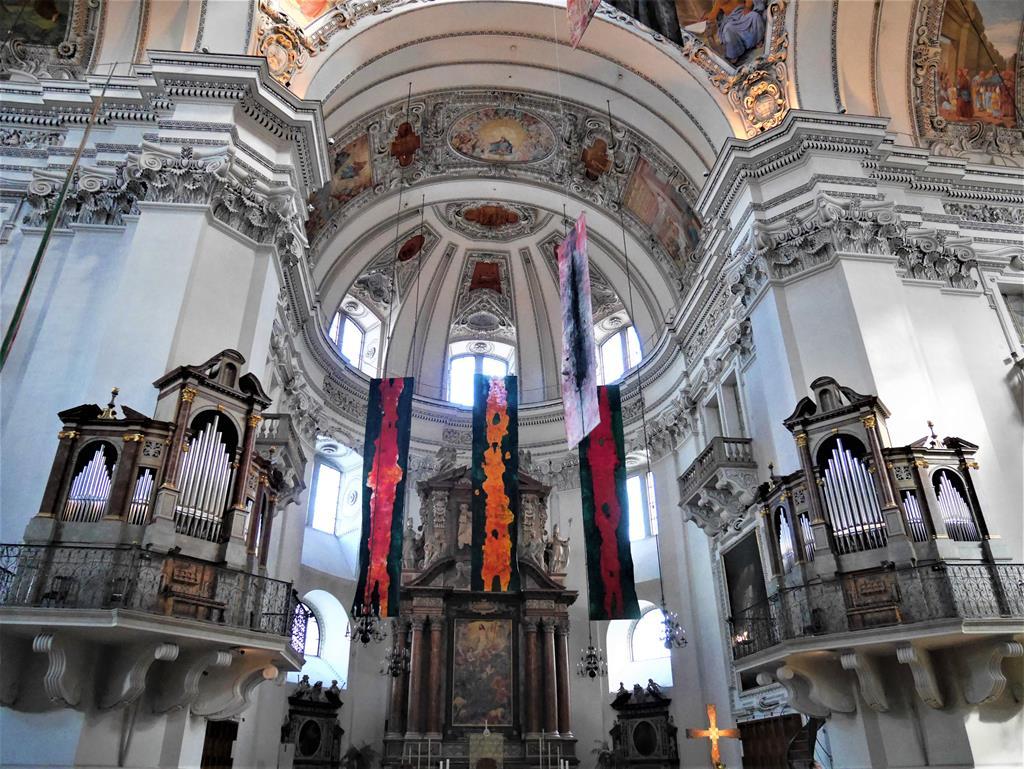 薩爾斯堡主教座堂內