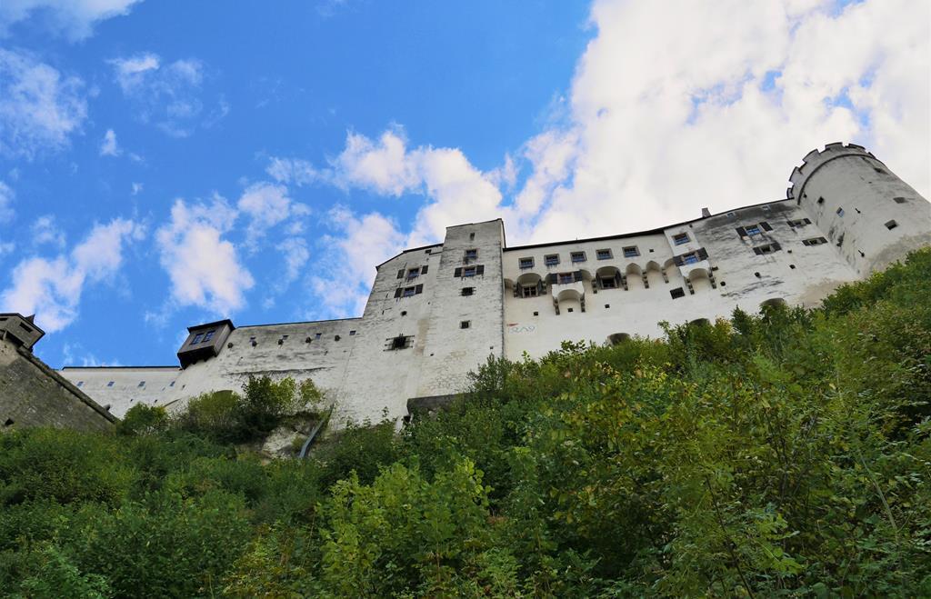 薩爾茲堡要塞