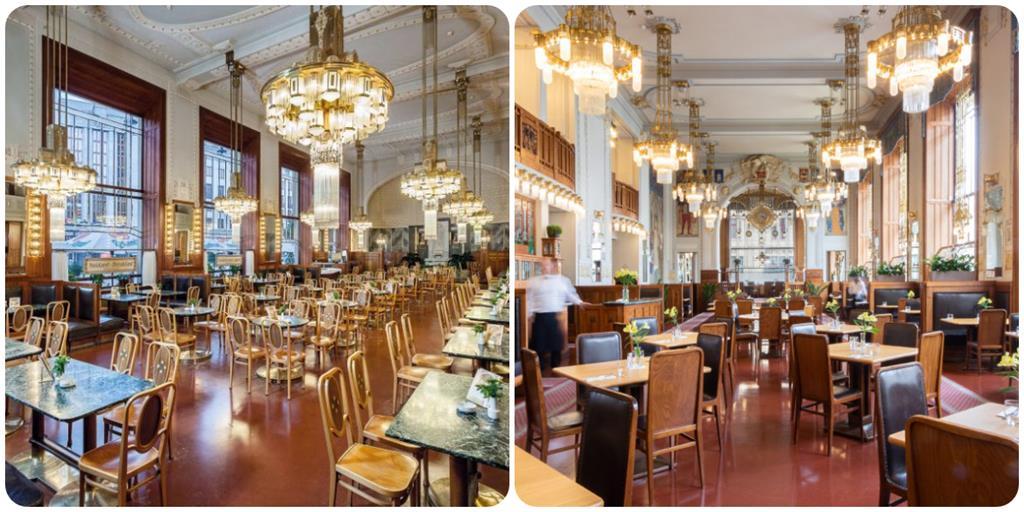 市民會館內咖啡廳及餐廳