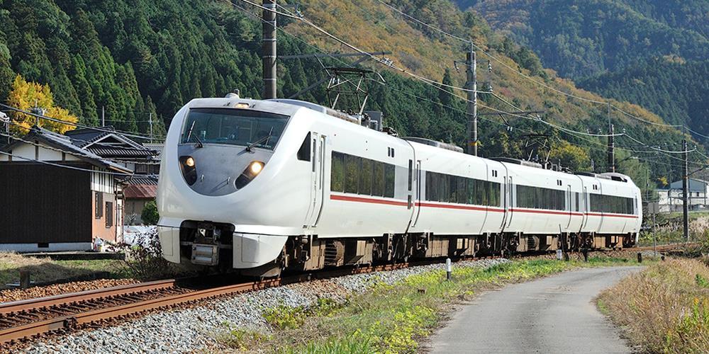 JR西日本東方白鸛號