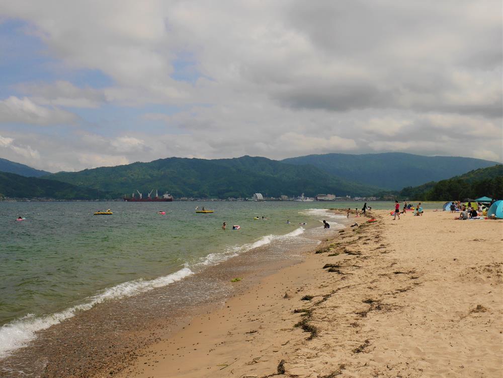 天橋立沙灘海水浴場