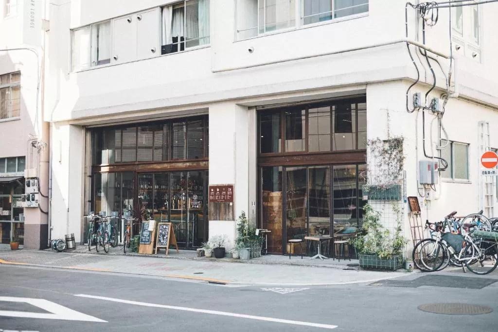 東京青年旅館