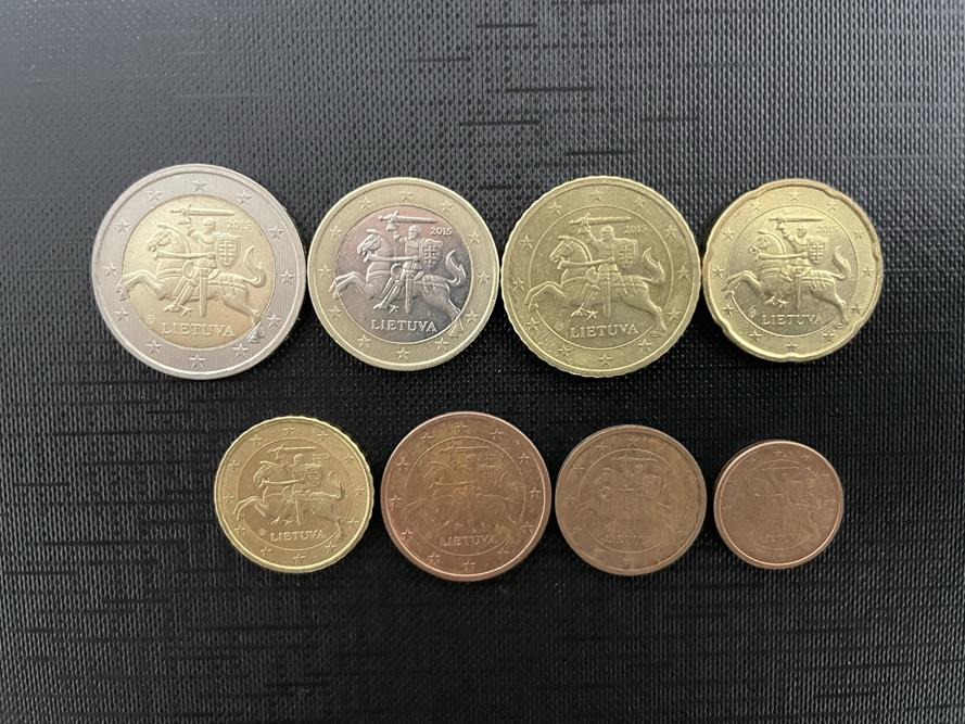 立陶宛硬幣