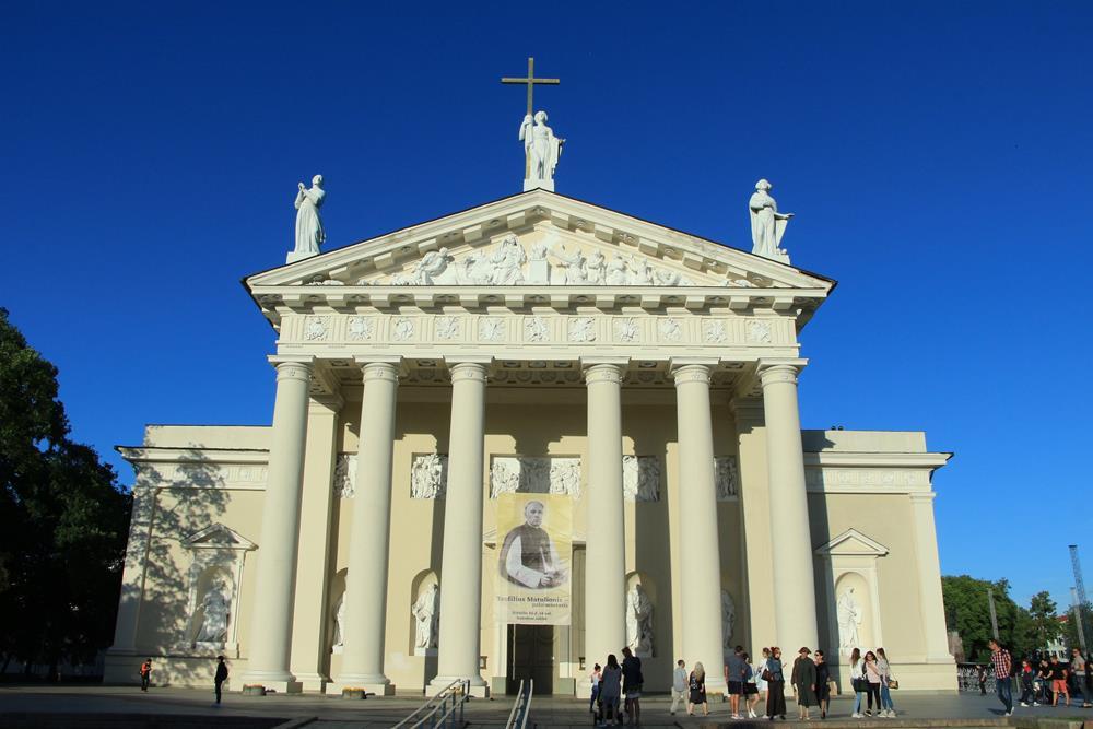 立陶宛自由行維爾紐斯主教座堂