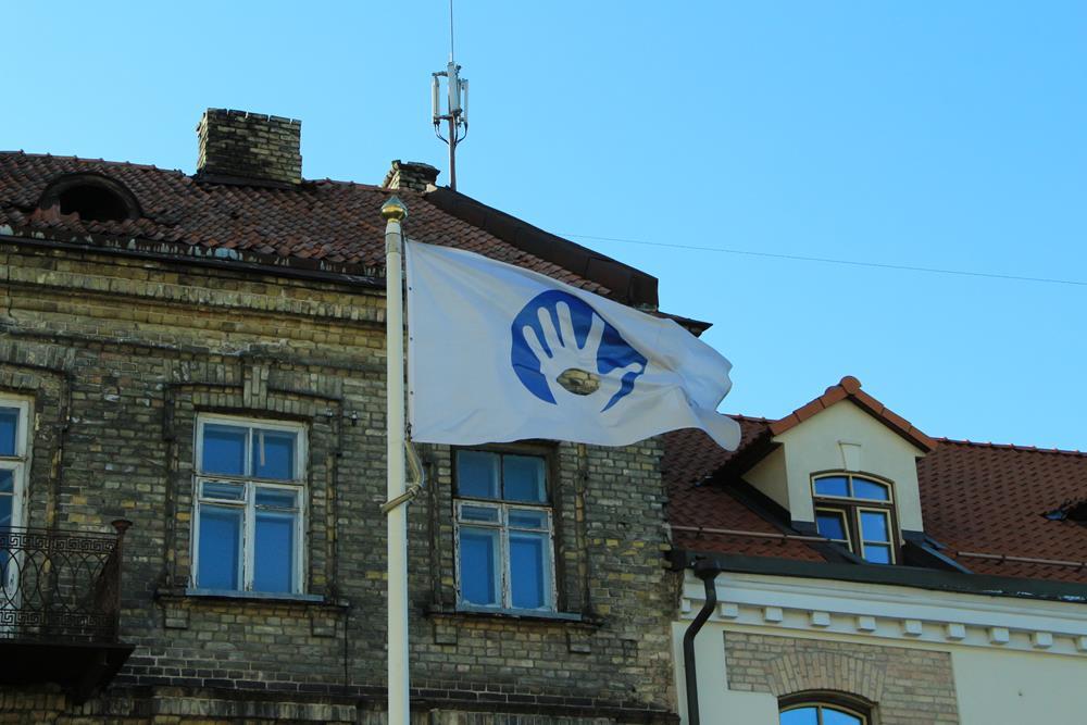 對岸共和國國旗