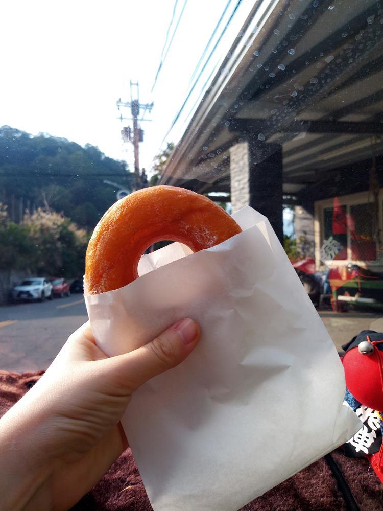 神山部落黑妞的店小米甜甜圈