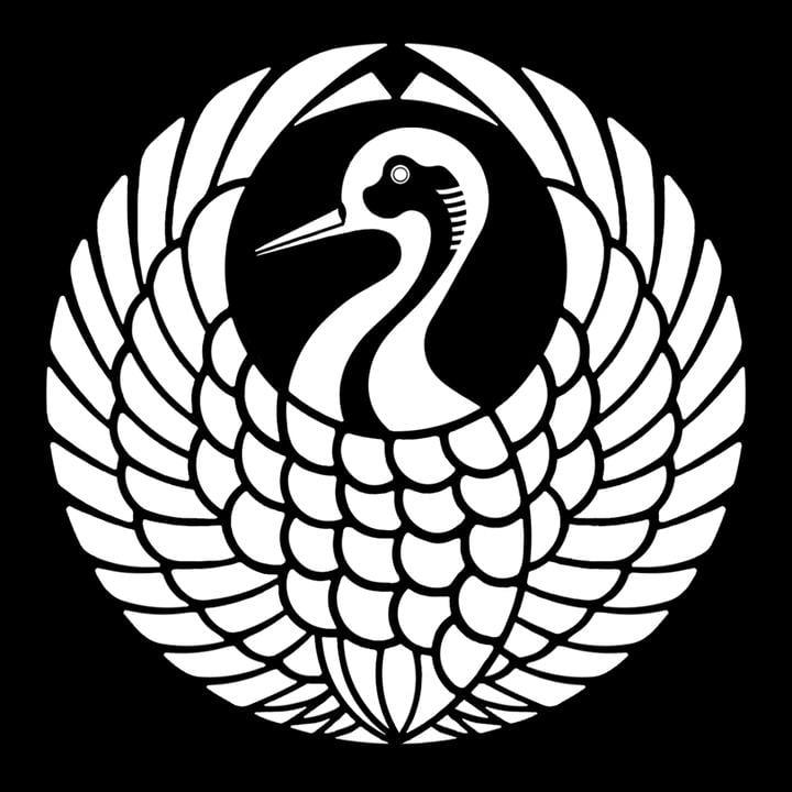 日本古時日野家家紋