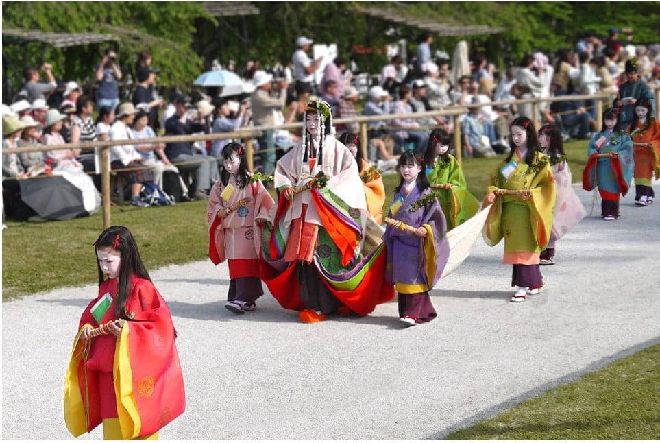 上賀茂神社葵祭