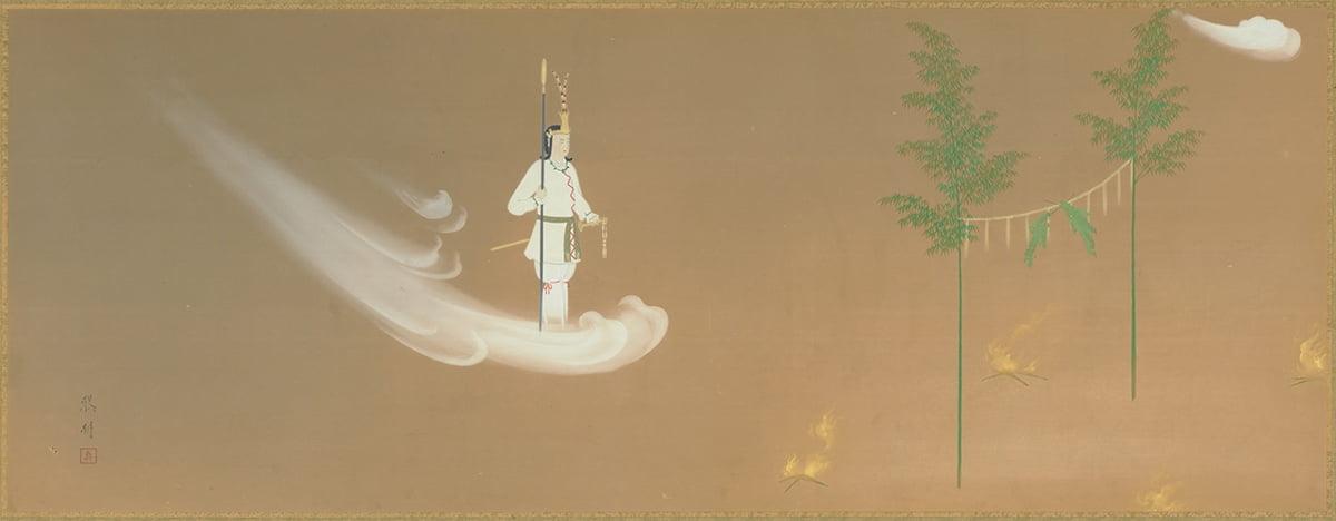 賀茂別雷神社起源繪卷