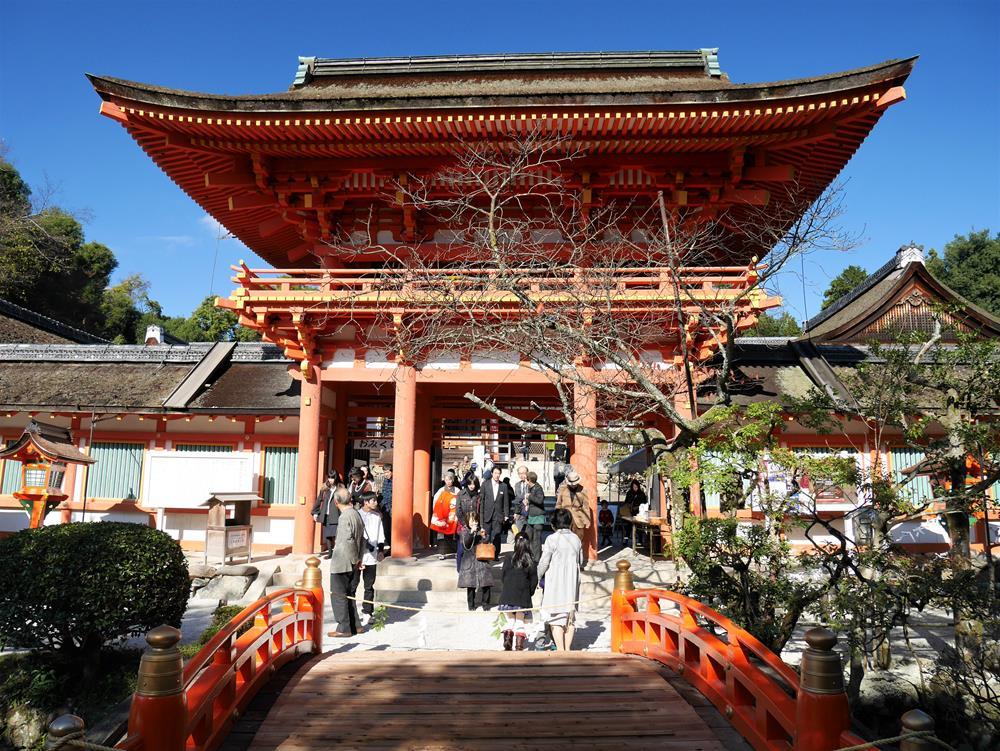 上賀茂神社樓門