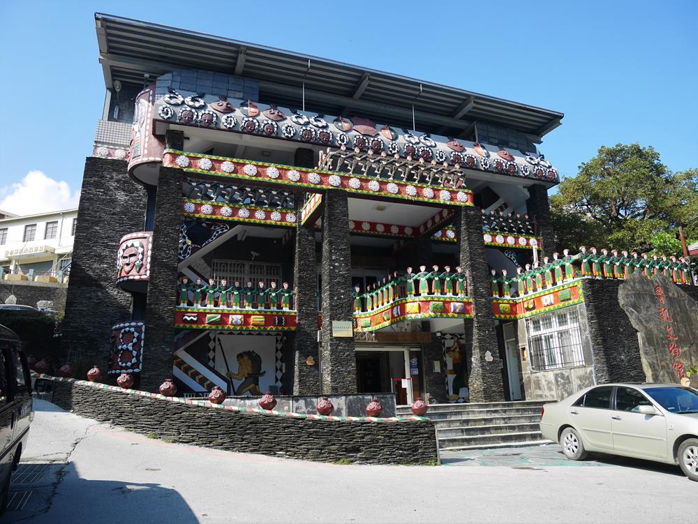霧台景點魯凱族文物館