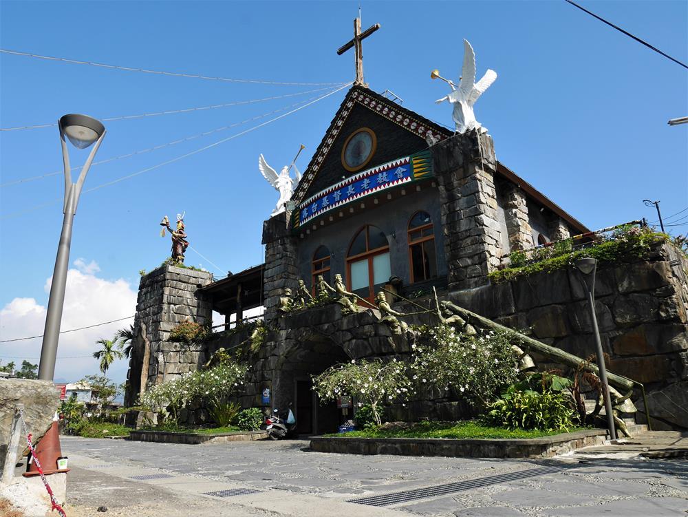 霧台基督長老教會