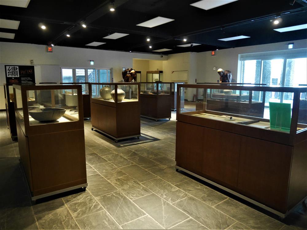 魯凱族文物館內部展示