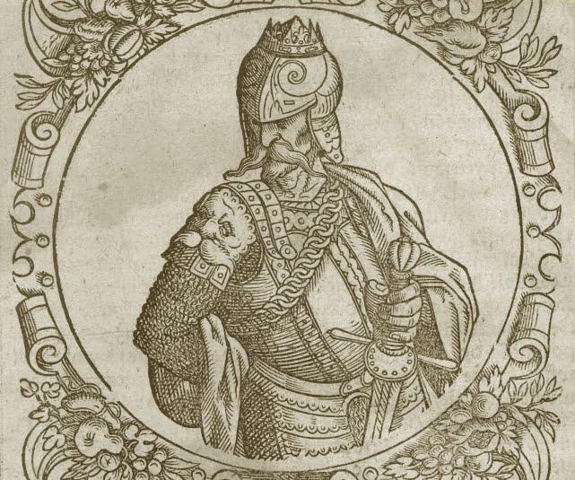 格迪米納斯大公爵像