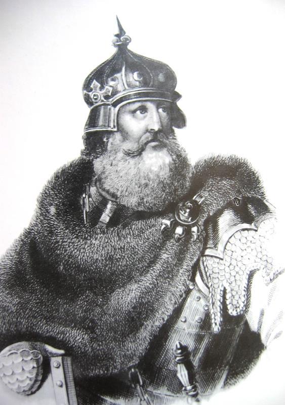 科斯圖提斯大公爵像