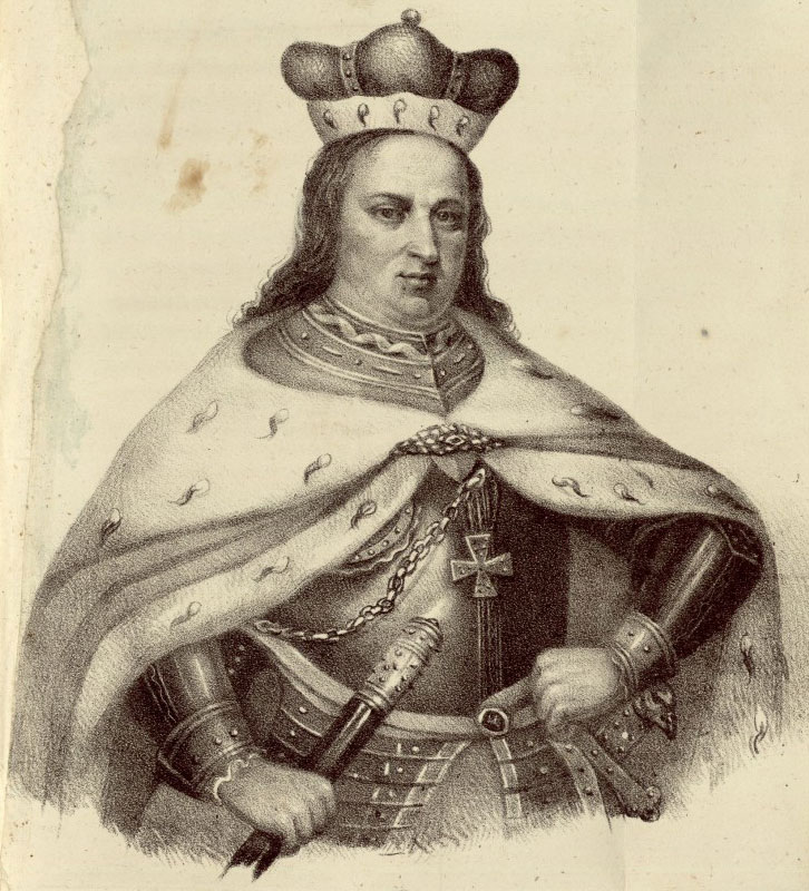 維陶塔斯大公爵像