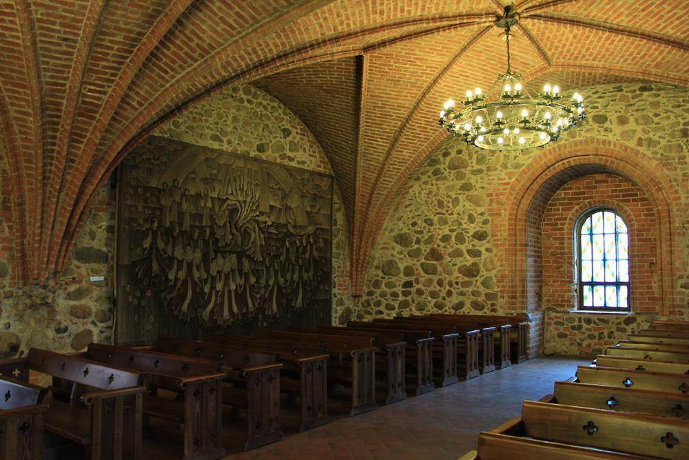 宮殿內小教堂