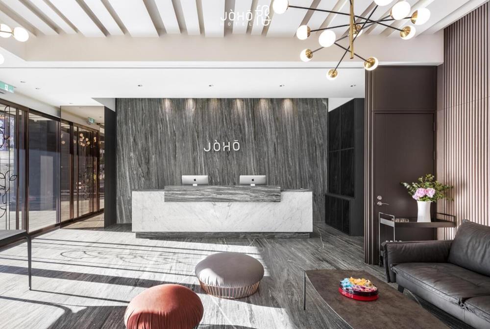 高雄火車站住宿JOHO Hotel