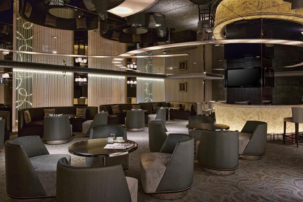 高雄翰品酒店VIP Lounge