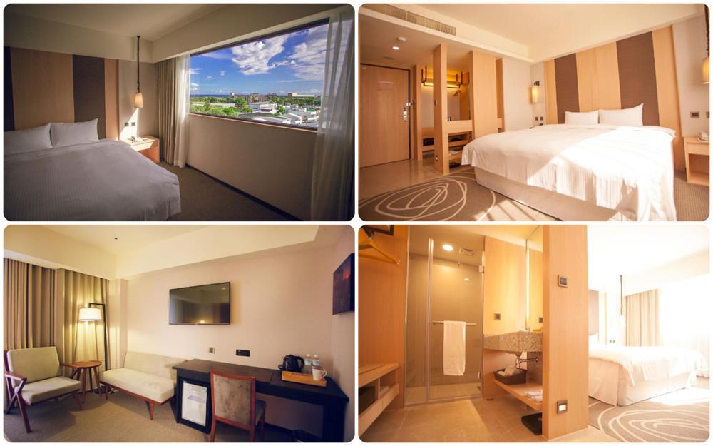 台東市區住宿南豐鐵花棧標準雙人床房