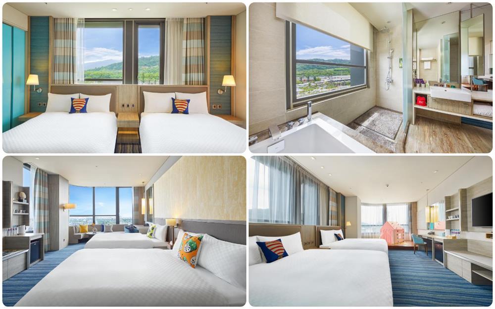 台東市飯店推薦趣淘漫旅逗陣客房