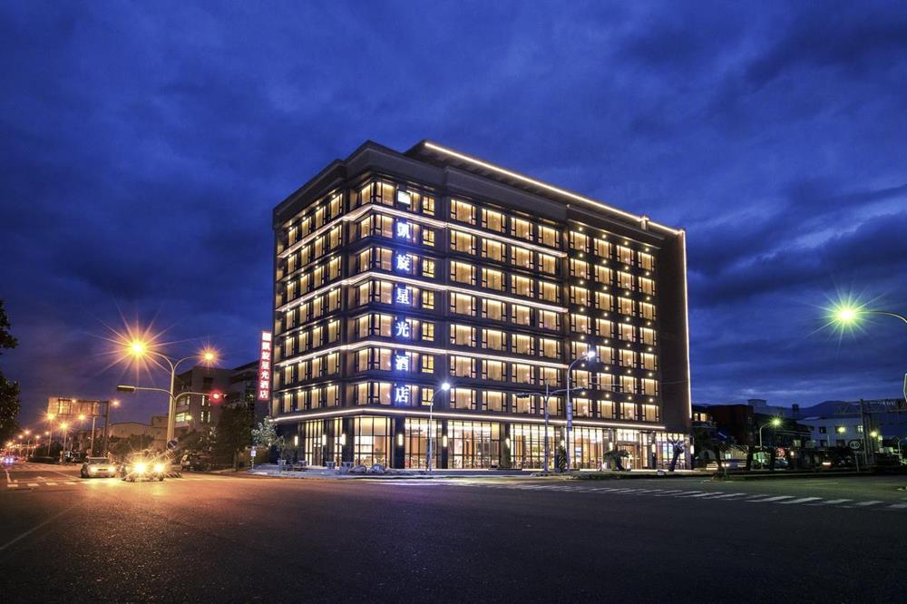 台東市住宿推薦凱旋星光酒店