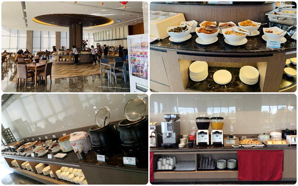 台東凱旋星光酒店早餐