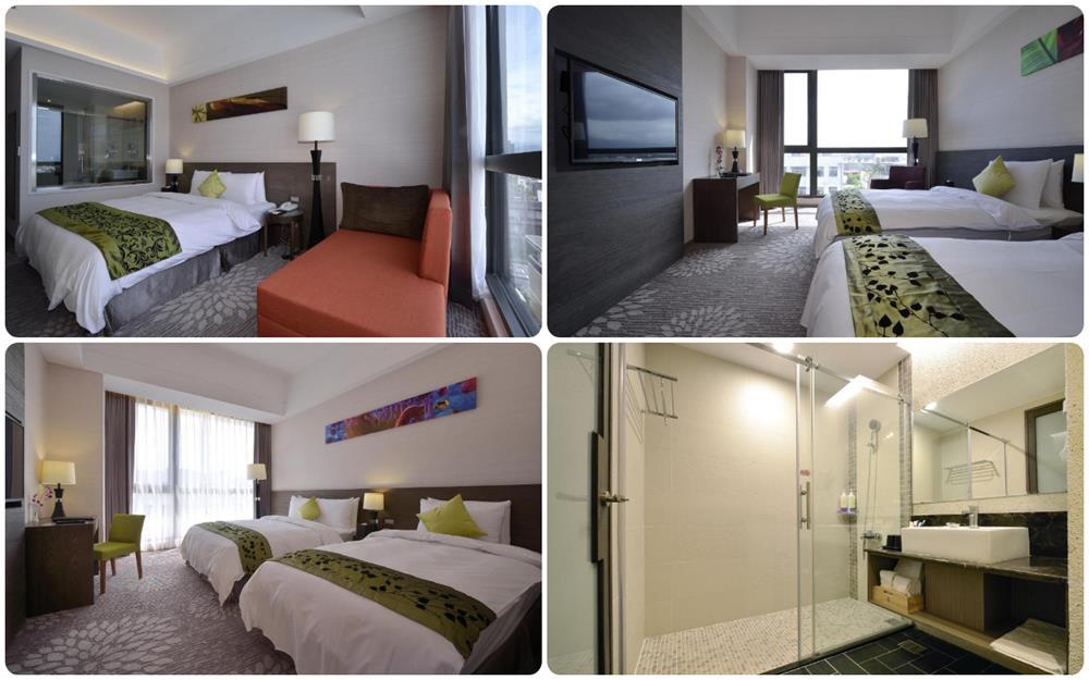 台東富野渡假酒店2-4人房