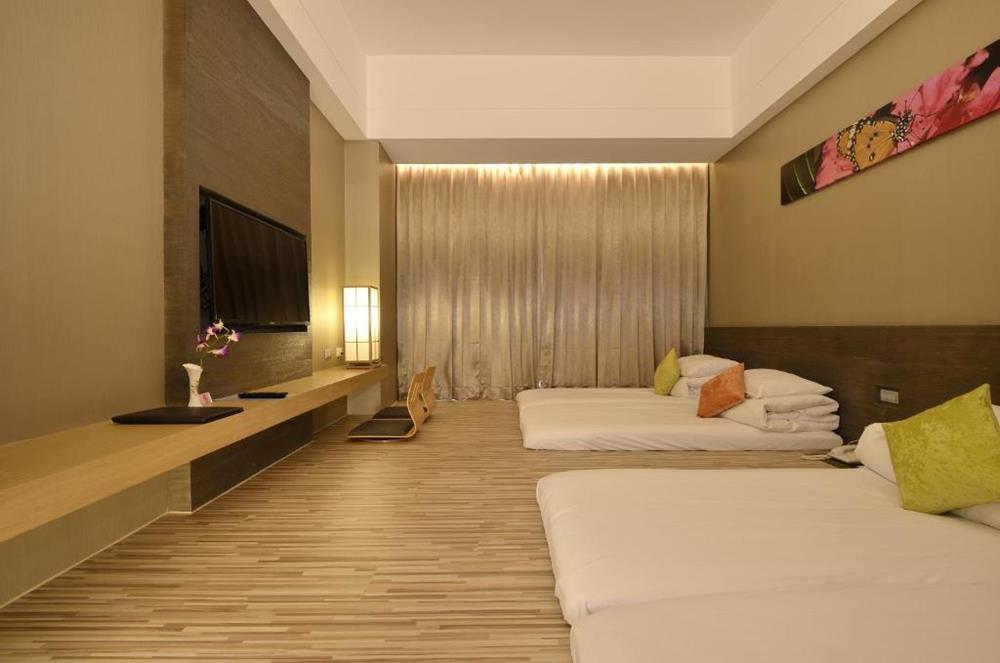 台東市飯店富野渡假酒店4人日式客房