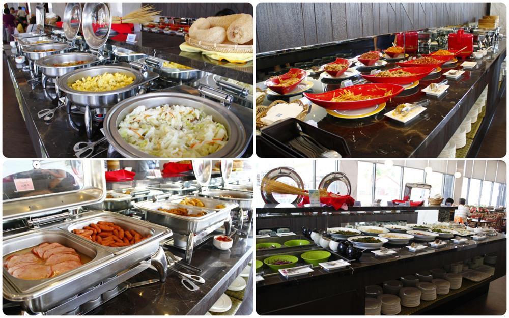 台東富野渡假酒店早餐