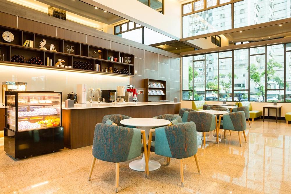 V-Hotel台東假期商旅24小時點心吧