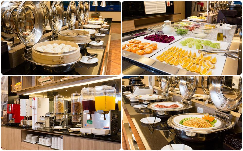 V-Hotel台東假期商旅早餐