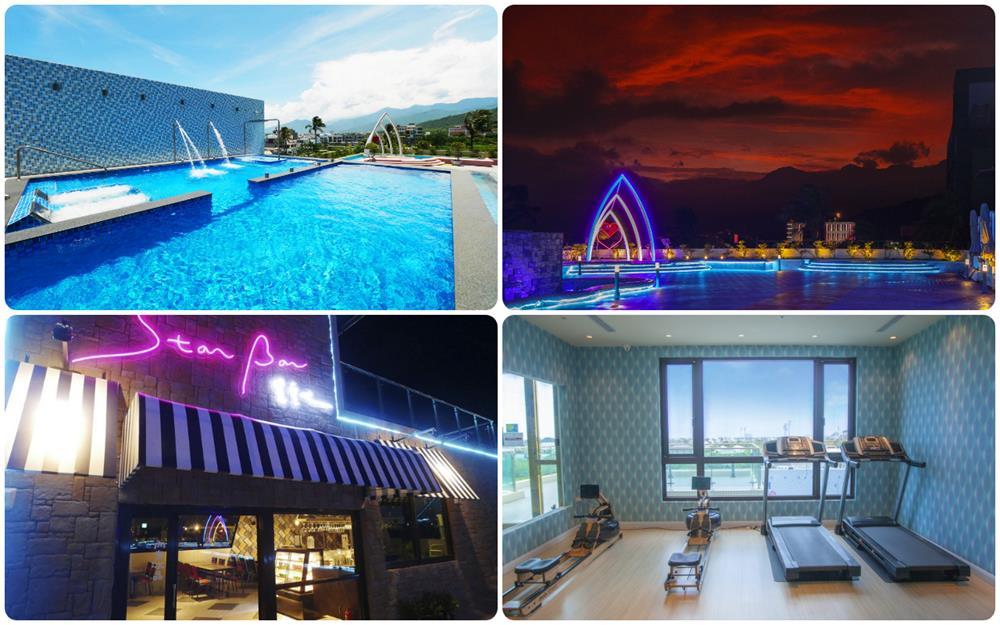 禾風新棧度假飯店公共設施