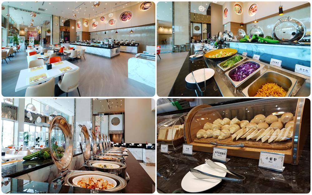 禾風新棧度假飯店早餐