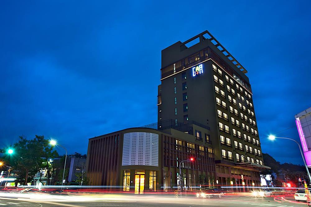 台東市住宿推薦The Gaya Hotel潮渡假酒店