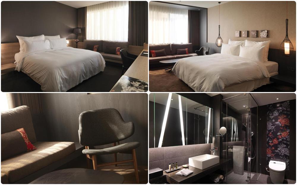 dua飯店雙人床房