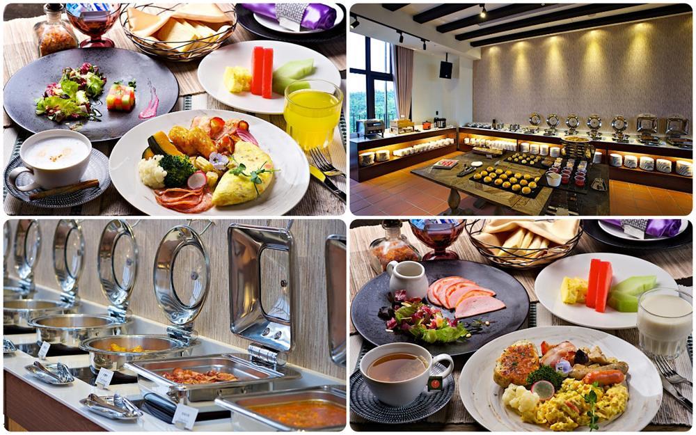 The Gaya 飯店早餐