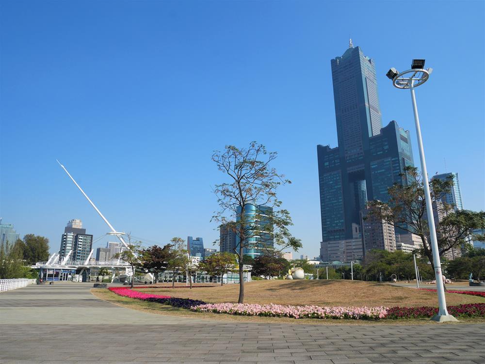 新光碼頭全區風景