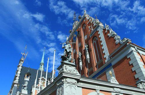 拉脫維亞首都里加景點