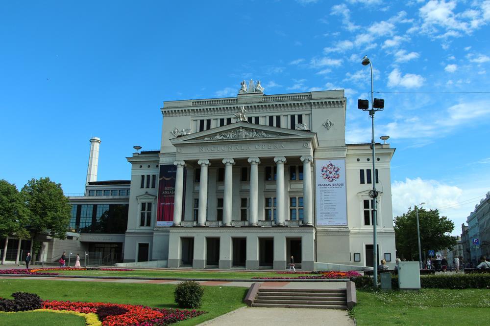 拉脫維亞國家歌劇院