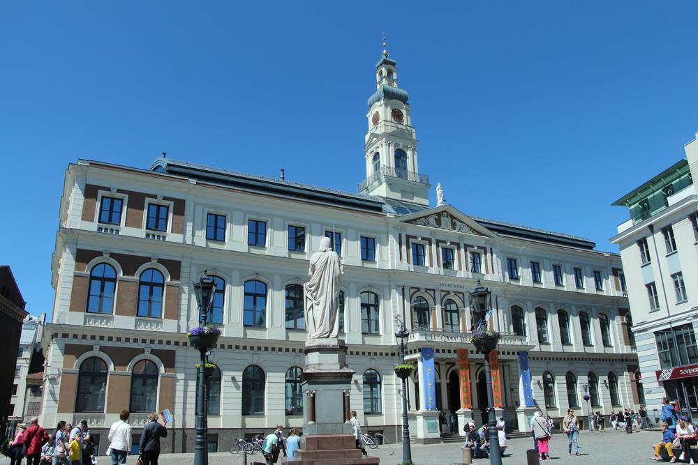 里加市政廳