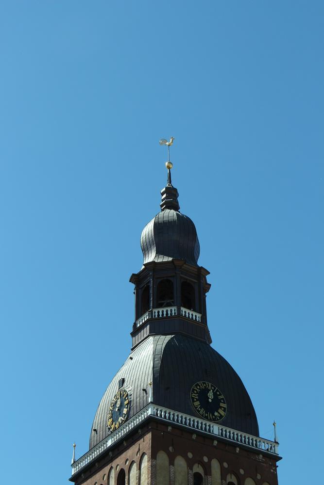 里加主教座堂尖塔